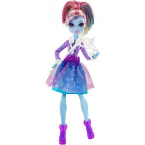 Monster High Welcome To Monster High Monster Dance Party Abbey Bominable Doll