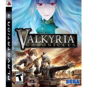 Valkyria Chronicles for Sony PS3