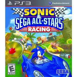 Sonic and Sega All-Stars Racing for Sony PS3