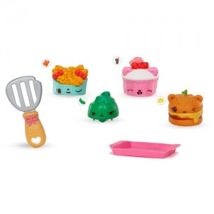 Num Noms Series 2 Scented Diner Playset - 4 Pack