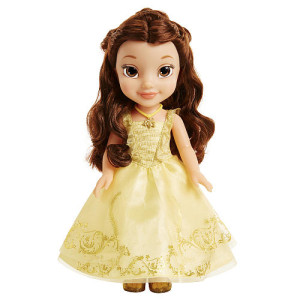 Disney Beauty and the Beast 14 inch Deluxe Toddler Doll - Ballroom Belle