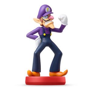 Waluigi amiibo: Super Mario Series