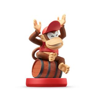 Diddy Kong amiibo: Super Mario Series
