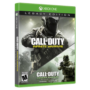 Call of Duty: Infinite Warfare Legacy Edition for Xbox One