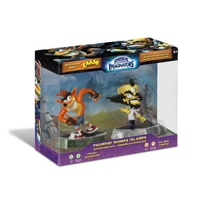 Skylanders Imaginators Crash Adventure Pack