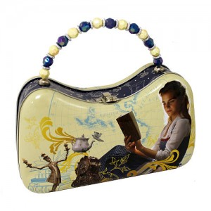 Disney Beauty and the Beast Live Act Tin Purse (Colors/Styles May Vary)