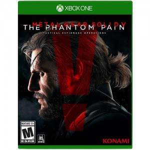 Metal Gear Solid V: The Phantom Pain for Xbox One