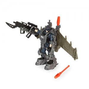 True Heroes Sentinel 1 Exoskeleton and Accessory Set - Flight