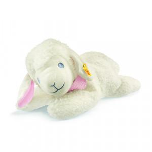 Steiff Sweet Dreams Stuffed Lamb - Cream