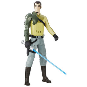 Star Wars Rebels Electronic Duel 12 inch Action Figure - Kanan Jarrus