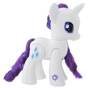 My Little Pony Friendship is Magic 6 inch Fashion Doll - Rarity