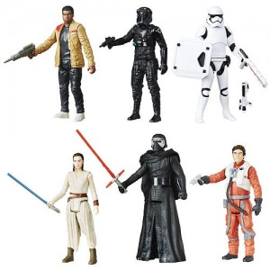 Star Wars: The Force Awakens 6-Pack Battle Action Figure