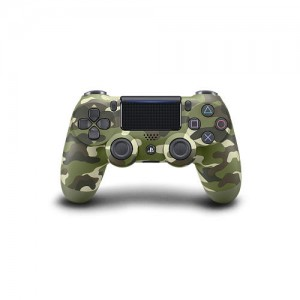 DualShock 4 Wireless Controller for Sony PS4 - Green Camo