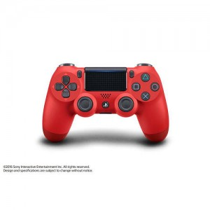 DualShock 4 Wireless Controller for Sony PS4 - Magma Red