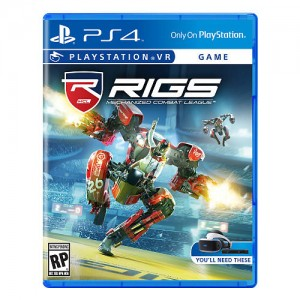 Rigs Mechanized Combat League VR for Sony PS4