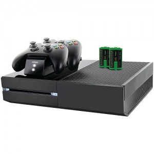 Nyko Modular Charge Station for Xbox One - Black