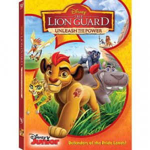 Disney The Lion Guard: Unleash the Power DVD