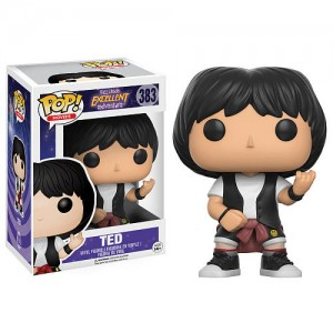 Funko POP! Movies:  Bill and Ted's Excellent Adventure 3.75 inch Action Figure - Ted