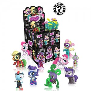 Funko Mystery Mini My Little Power Ponies Series 2 2.5 inch Vinyl Figure Blind Pack - 1 Piece (Colors/Styles May Vary)