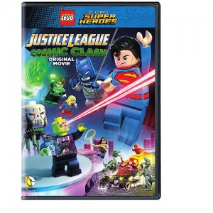 LEGO DC Comics Super Heroes Justice League: Cosmic Clash DVD