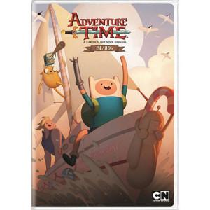 Adventure Time: Islands DVD