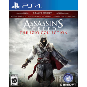 Assassin's Creed: The Ezio Collection for Sony PS4