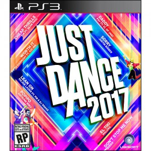 Just Dance 2017 for Sony PS3