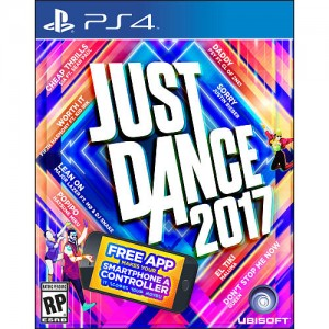 Just Dance 2017 for Sony PS4