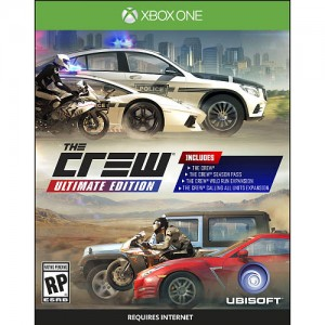 The Crew Ultimate Edition for Xbox One