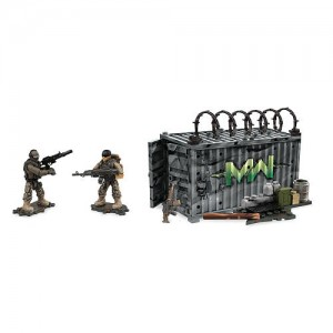 Mega Construx Call of Duty - Desert Outpost Armory