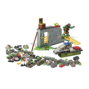 Mega Construx Teenage Mutant Ninja Turtles Freeform Building Set