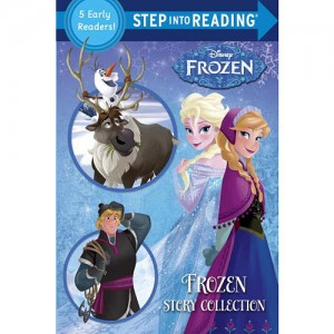 Frozen Story Collection (Disney Frozen) (Step into Reading)