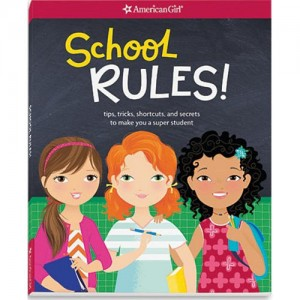 American Girl School Rules! Book