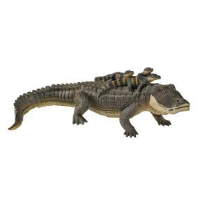 Safari Ltd. Safari Ltd Incredible Creatures Alligator with Babies