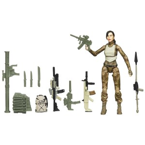 G. I. Joe G.I. Joe Retaliation Lady Jaye Figure