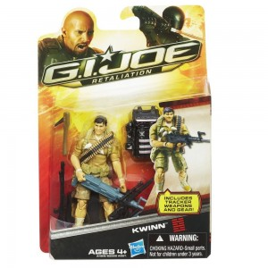 G. I. Joe G.I. Joe Retaliation Kwinn Action Figure