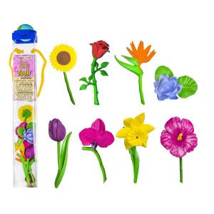 Safari Ltd. Safari Ltd Flowers TOOB