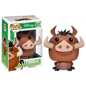 Funko POP! Disney: The Lion King Pumbaa Action Figure