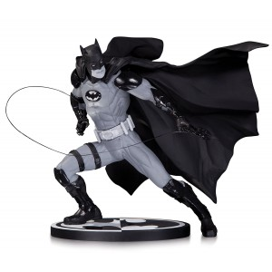 DC Collectibles Batman Black and White: Batman by Ivan Reis Statue