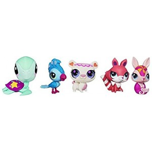 Hasbro Littlest Pet Shop Collector Set with Turtle