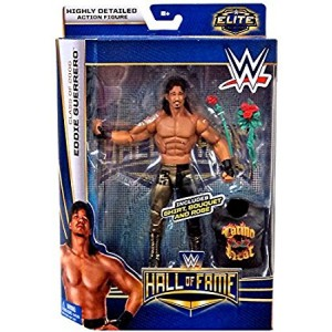 WWE Elite Hall Of Fame EDDIE GUERRERO Class Of 2006 by Mattel