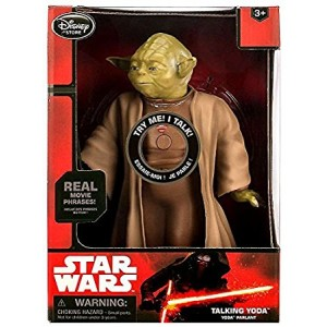 Yoda Talking Figure - 10'' - Star Wars: The Force Awakens