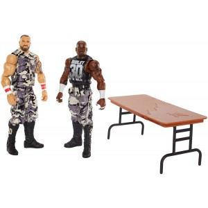 Mattel WWE Bubba Ray Dudley and Devon Dudley Figure (2 Pack)