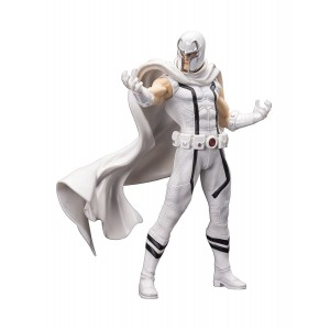 Kotobukiya Marvel Now: Magneto White Costume Version ARTFX+ Statue
