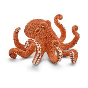 Schleich North America Octopus Toy Figure