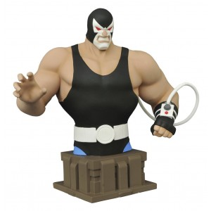 Diamond Select Toys Batman: The Animated Series: Bane Resin Bust Statue