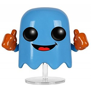 Funko POP Games: Pac-Man - Inky Action Figure