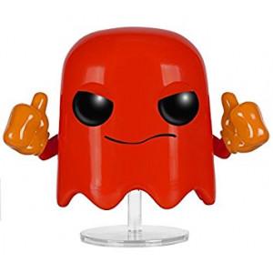Funko POP Games: Pac-Man - Blinky Action Figure