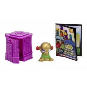 Zomlings Figure and Tower - Blind Pack (Series 1)