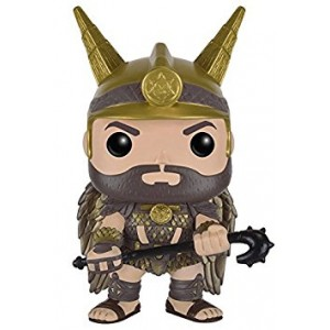 Funko POP Movies: Flash Gordon Action Figure - Prince Vultan